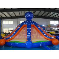 Wholesale 6m Diameter Octopus Inflatable Bouncy Castle Toys With Obstacle Courses Safety from china suppliers