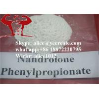 Wholesale White Powder Nandrolone Steroid 62-90-8 Nandrolone phenylpropionate NPP from china suppliers