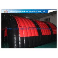 Wholesale Airtight Inflatable Air Tent Shelter for Outdoor Running Games 0.9mm PVC Tarpaulin from china suppliers