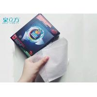 Wholesale Disposable Magnetic Catcher Color Absorbing LaundrySheets For Light Color Clothes from china suppliers