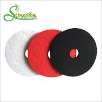China Coloful Marble Floor Polishing Pad Cleaning Pad for Floor Buffing Machine on sale