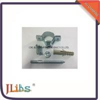 Quality CNC Lathes Grinding / Milling Steel Pipe Clamps  Fitting With Blacking Polishing for sale