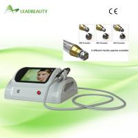 Wholesale Three types needle fractional rf microneedle machine for Acne Scars removal from china suppliers