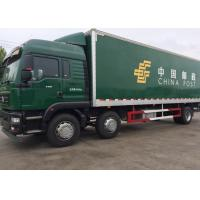Wholesale SINOTRUK HOWO Cargo Van Truck 30 - 40 Tons 6x2 Euro 2 336HP For Logistics Industry from china suppliers