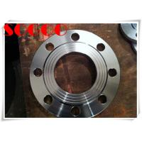 Incoloy Alloy 825 Blind Stainless Steel Flanges W.Nr 2.4858 Casting Class 600 for sale