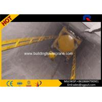 Wholesale Jib Length 35M Building Tower Crane Capacity 3T Loading Mast Section 1.5*1.5*2.2m from china suppliers