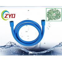 Wholesale Stainless Steel Double Buckle Extra Long Shower Head Hose Bathroom Handheld Metal Chrome Flexible Shower Hose from china suppliers