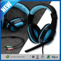 Wholesale Mic Deep Bass Headphone or Earphone 3.5mm Stereo Surround Sound Gaming from china suppliers