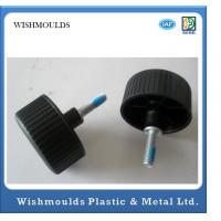 Wholesale Plastic Cap With Thread Insert Overmolding Injection Molding Two Shot Techlonogy from china suppliers
