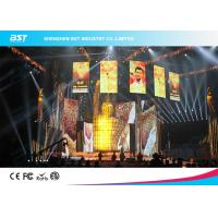 Quality 1200 Nits Brightness P3.91 Led Video Screen Rental For Advertising Media for sale