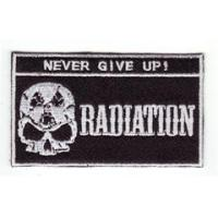 Wholesale Never Give up Embroidery Patch for Garments from china suppliers