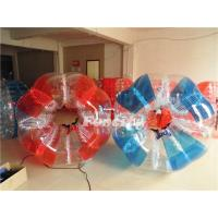 Wholesale PVC / TPU Colorful 1.5M Bubble Soccer Battle Ball Funny for Adult from china suppliers