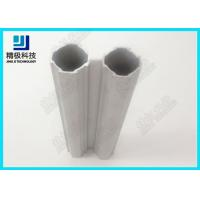 Quality OEM Flexible Parallel Pipe Anodized Aluminium Alloy Pipe 6063 Seamless AL - B for sale