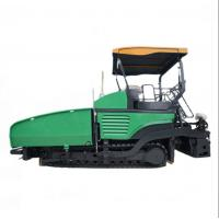 China 23 Ton Weight Road Construction Paver Machine 350MM Road Granite Paver on sale