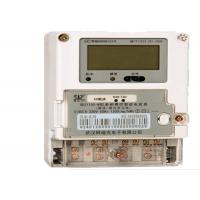 Wholesale RF Module Lora Smart Meter Single Phase For Measuring AC Voltage / Current from china suppliers