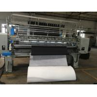Buy cheap Commercial Automatic Single Head Quilting Machine With Multi - Span Independent Pattern from wholesalers