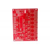 Wholesale Variable Frequency Controller Copper Clad PCB / Rigid Bare PCB Board High Density from china suppliers