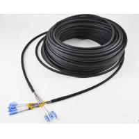 Buy cheap LC SM Outdoor 4Core FTTA Patch Cord GYFJH 4B1.3 from wholesalers