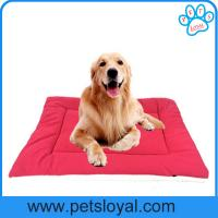 China Manufacturer Wholesale Four Sizes Cheap Pet Bed Dog Mat