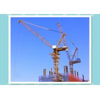 Wholesale Rental 18 Ton Large Construction Tower Crane Luffing Jib Tower Crane Hoist from china suppliers