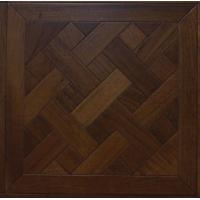 Quality teak wood parquet floor, noble wood, nice parquetry tiles for sale