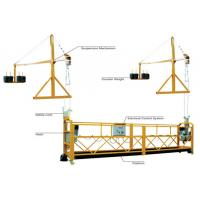 Wholesale 208V~440V Rope Suspended Platform ZLP500 ZLP630 With ISO, CE Certification from china suppliers