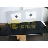 Wholesale Black lined sheet Monolithic epoxy resin work surfaces 2480*1830mm from china suppliers