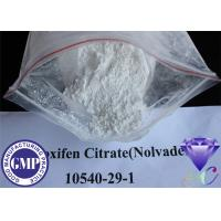 Wholesale Nolvadex Tamoxifen Citrate Anti Estrogen Steroids For Post Cycle Therapy PCT from china suppliers