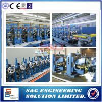 Wholesale Hydraulic Punchig Storage Rack Roll Forming Machine 15 Tons Total Weight from china suppliers