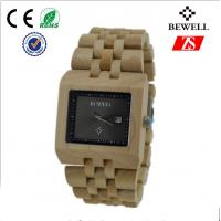 Wholesale Environmental Handcrafted Bamboo Wrist Watch For Promotional Gift from china suppliers