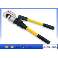 Wholesale Hand / Manual Hydraulic Press Crimping Tool , Compress range 50 - 400mm2 from china suppliers