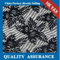 Quality china factory New design 100% nylon lace fabric for shirts;wholesale high quality lace fabric;cheap nylon lace fabric for sale