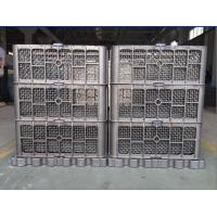 Wholesale GX40NiCr35-25 Material Basket with Base Trays & Pillars & Wire Mesh EB3136 from china suppliers