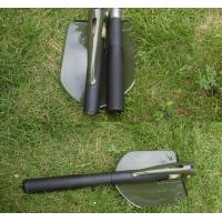 Wholesale Military Shovel Army Camping Gear for Folding / Spread Length 32cm / 48cm from china suppliers