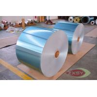 Wholesale Anodizing Thin Blue Coated Aluminium Sheet Foils Polished 3003 8011 from china suppliers