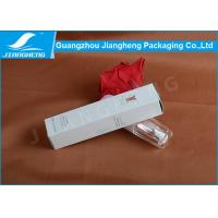 Wholesale Eco - Friendly Simple Printed Paper Packing Box With Logo Slivery Hot Stamping from china suppliers