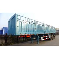 Wholesale Platform Cargo Semi-trailer from china suppliers