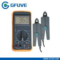 Wholesale GF211 Double Clamp Digital Phase Meter from china suppliers