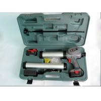 Wholesale both cartridge and sausage use cordless caulking gun(BC-E1410G) from china suppliers