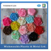 Wholesale Colorful Plastic Flower Injection Molded Plastic Products Injection Molding Service from china suppliers