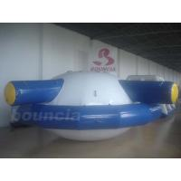 Wholesale Fireproof Water Games Saturn Inflatable With Stainless Steel Anchor Rings from china suppliers