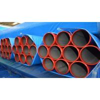"Wholesale 5"" Round Seamless Carbon Steel Tube , Superheater Thin Wall Steel Tubing from china suppliers"