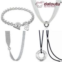 Buy cheap Wholesale Tiffany 925 Sterling Silver Jewelry-Necklaces-Imitation Jewelry from wholesalers