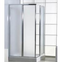 "Wholesale Satin Frosted Shower Tempered Glass 1/4"" Easy Cleaning Safety Corners from china suppliers"