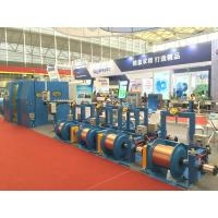 Wholesale 22kw Double Twist Bunching Machine For Core Wire , Normal Double Twist Buncher from china suppliers