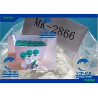 Wholesale Ostarine MK-2866 Growth Hormone Peptides Muscle Building 841205-47-8 from china suppliers