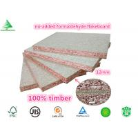 Buy cheap No added formaldehyde China FSC 12mm particle board importer from wholesalers
