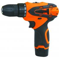 Buy cheap 12V 1.5Ah Lithium Cordless Electric Drill with Flashlight and Battery Indicator / 2-Gear Stage from wholesalers