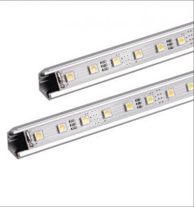 Buy cheap Red Yellow Blue DC12V V Shape Aluminium body LED Cabinet Light Bar in Cove lighting from wholesalers
