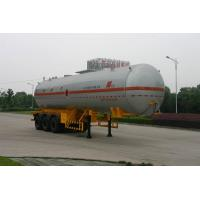 Wholesale 58,000L LPG Liquefied Petroleum Gas Tanker TRUCK Transportation from china suppliers